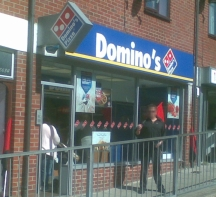 Solent Solfed Domino's Picket