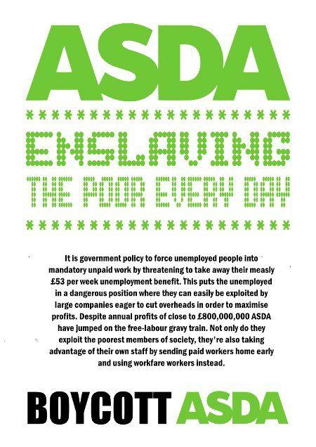boycott asda