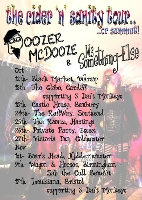 Doozer_SE_tour