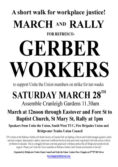 Gerber poster