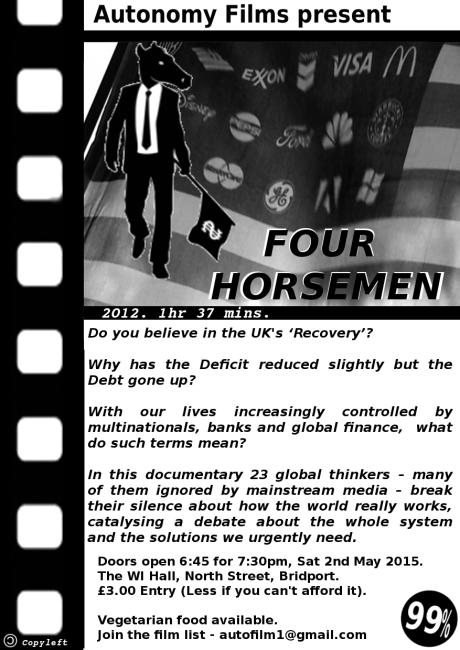 1505 Four Horsemen