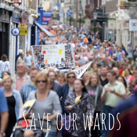 save our wards