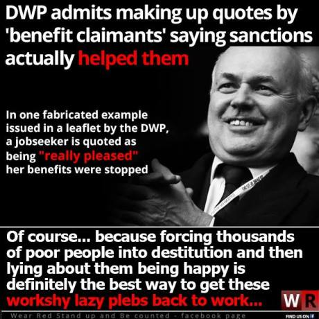 IDS gloating after a hearty breakfast of working class children.
