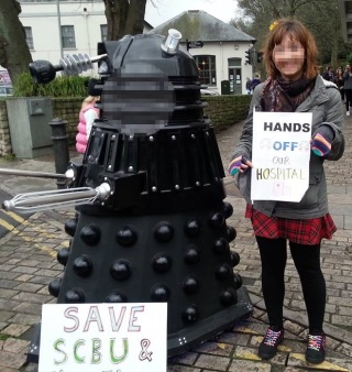 We're glad to have the Daleks on our side but we still don't trust Oliver Letwin.