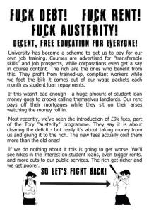 Page 1 of the Leaflet