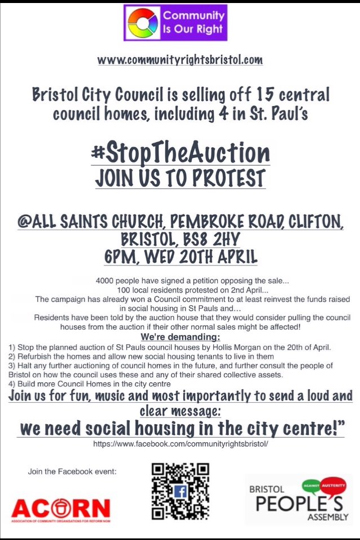 Stop-auction