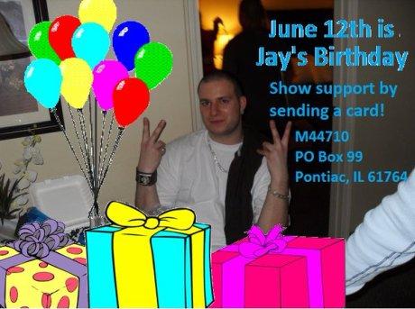 Jay birthday