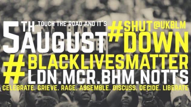 5th August, #shutdown