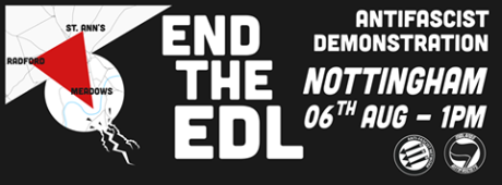 End the EDL in Nottingham