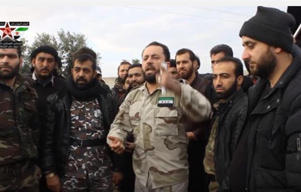 FSA appeal to Kurds