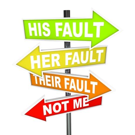 blame bigstock-Arrow-Signs-13878395