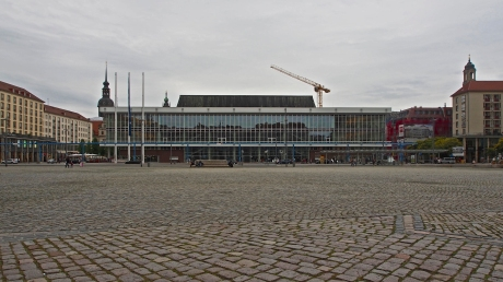 Palace of Culture, Alstadt, Dresden