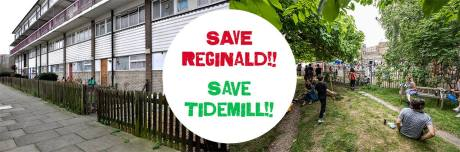 Save Reginald Save Tidemill