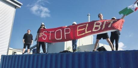 oldham protest